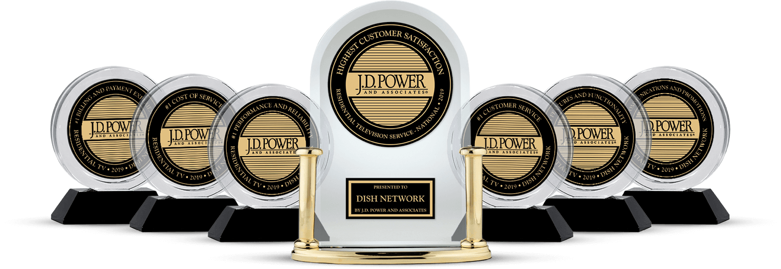 DISH Customer Satisfaction - Ranked #1 by JD Power - Orion Field Services in Marysville, CA - DISH Authorized Retailer
