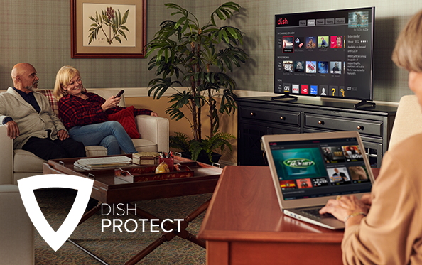 Get DISH Protect from Orion Field Services in Marysville, CA